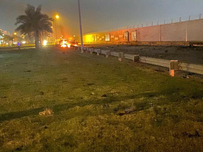 Qassem Soleimani, ucis într-un raid aerian ordonat de Trump - 2