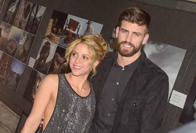 Shakira si Pique
