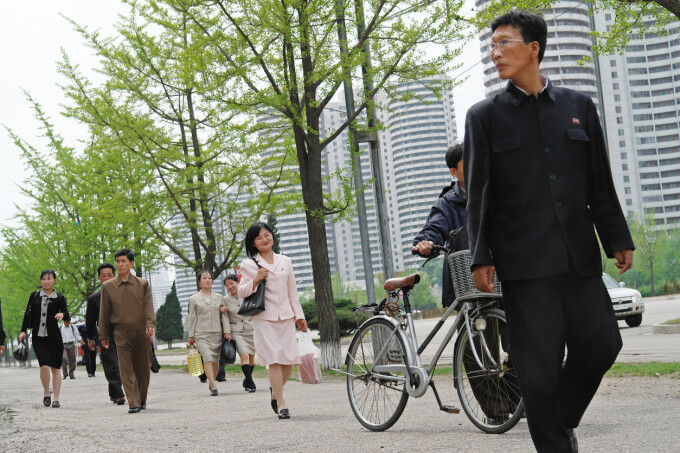 nord coreeni