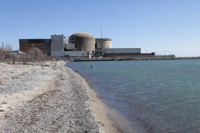 centrala nucleara de la Pickering