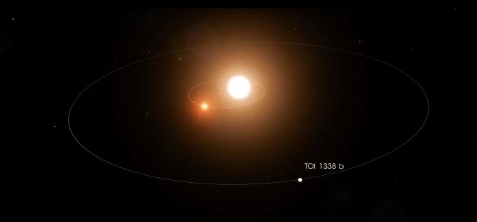 planeta NASA