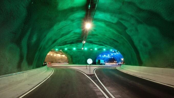 Tunelul Eysturoy - 1