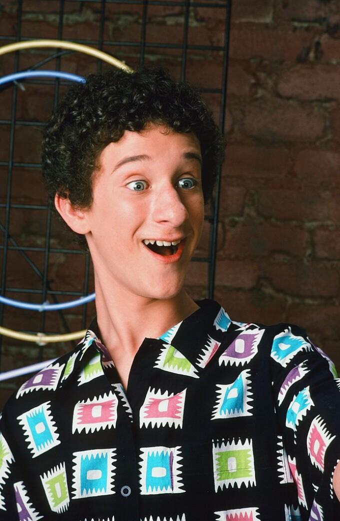 Actorul Dustin Diamond, celebrul Screech din serialul
