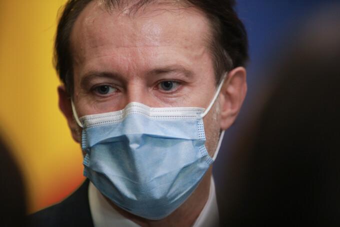 Florin Cîţu: Românii vor să se vaccineze. Am depăşit momentul dezinformării, că nu ar dori