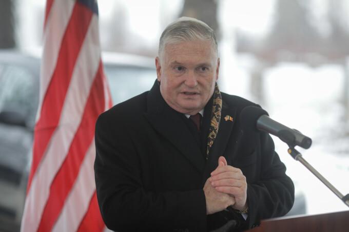 """Ambasadorul SUA în România: """"A luat sfârşit vechea domnie a corupţiei, nepotismului şi criminalităţii organizate"""""""