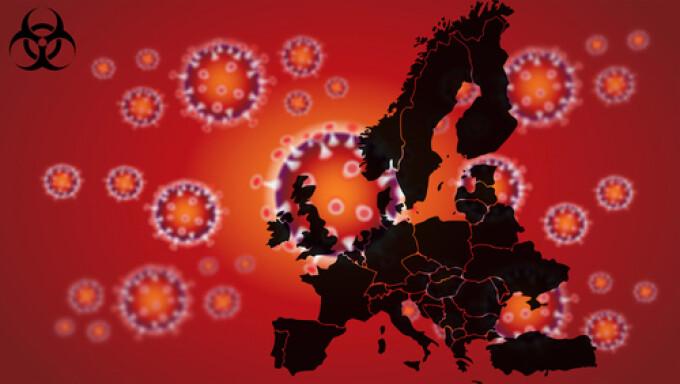 coronavirus Europa