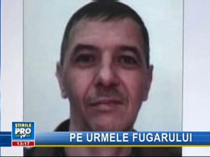 Maricel Dogărescu, deţinutul care nu s-a întors din permisie