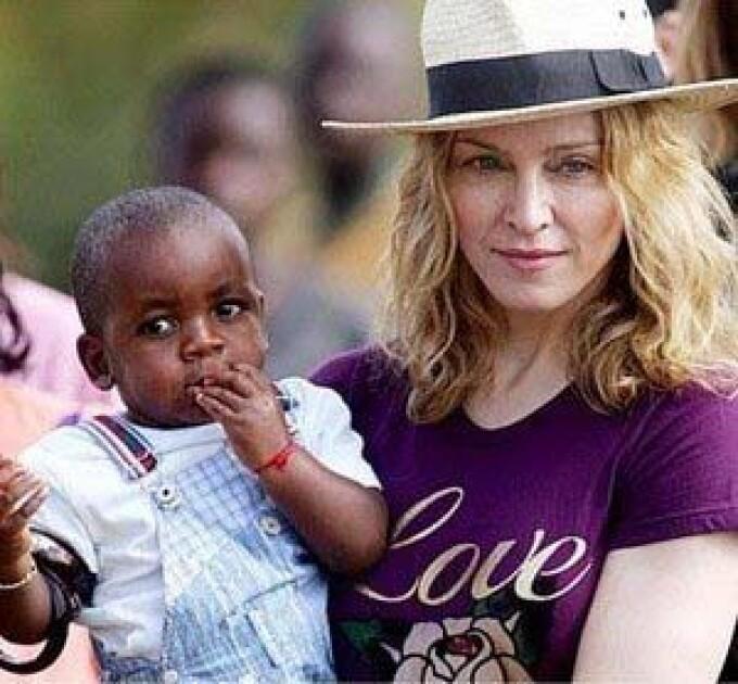 Madonna, Mercy