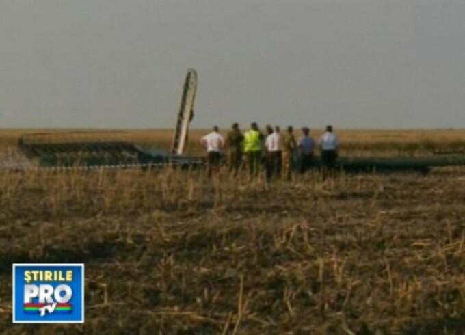 Accident aviatic Tuzla