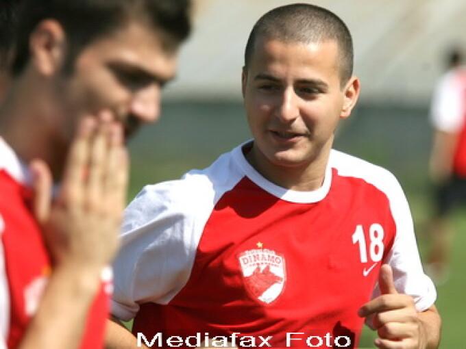 Ianis Zicu la Dinamo