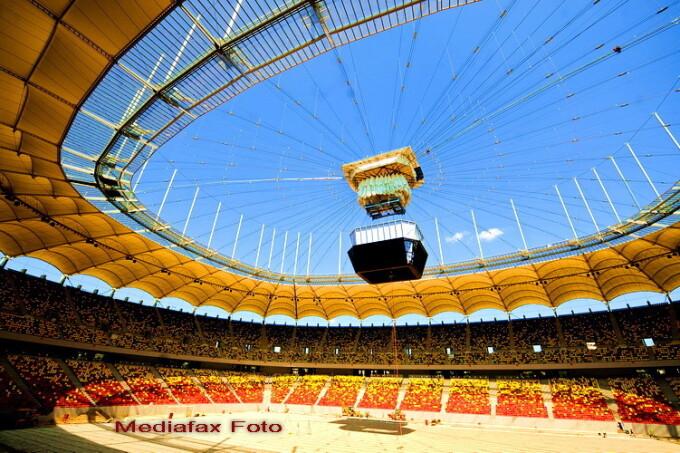 National Arena - Stadionul National Lia Manoliu - 1