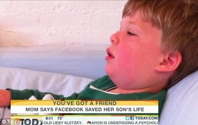 Salvat de Facebook