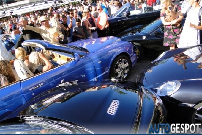 Accident Bentley
