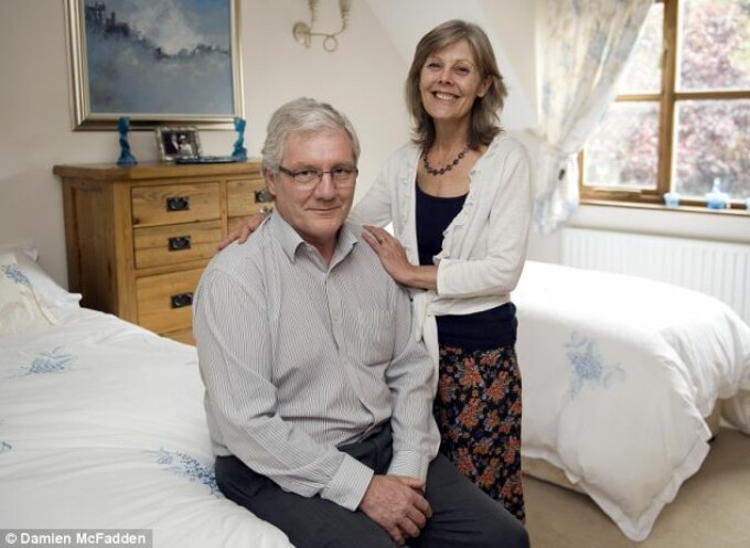 Mike si Linda Howley