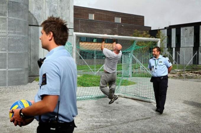 Cum arata un paradis al detinutilor. Imagini impresionante din inchisoarea de LUX a Norvegiei,Halden - Stirileprotv.ro