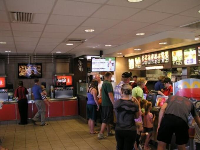 restaurant McDonald's Australia