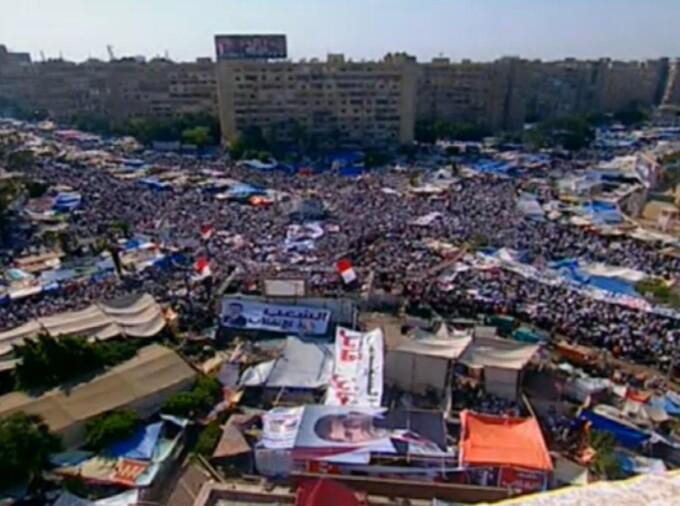 proteste cairo