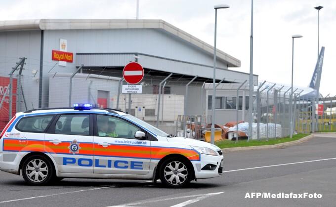 Politia britanica