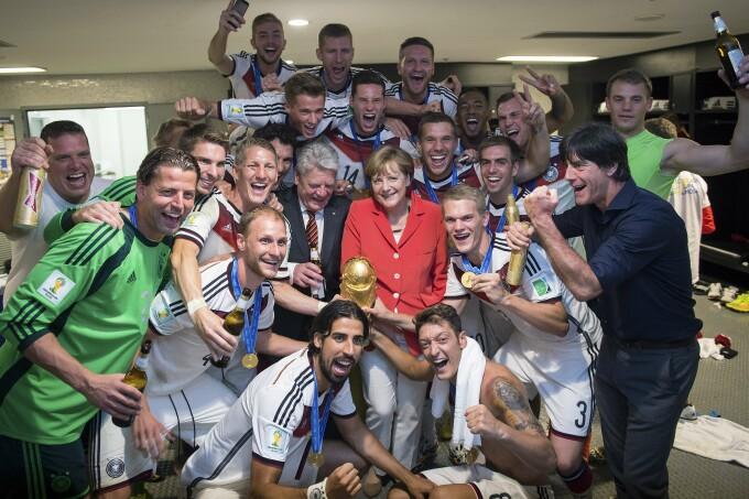 GERMANIA - ARGENTINA