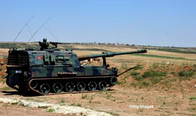 tanc din armata Turciei