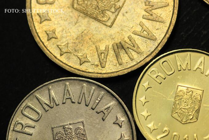 monede de 50 de bani