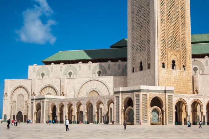 Moscheea lui Hassan al II-lea