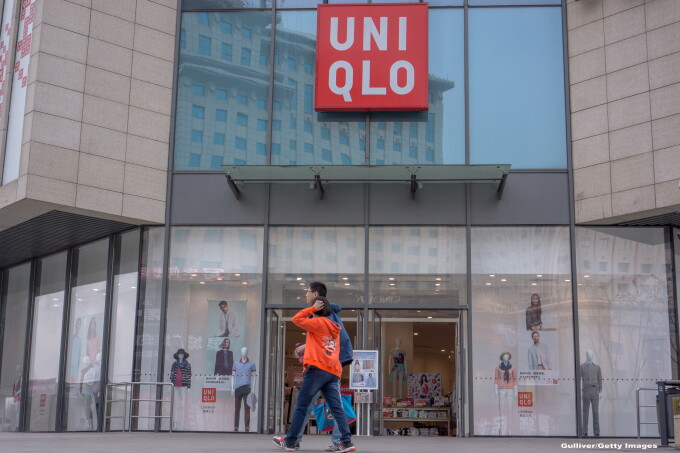 Uniqlo - GETTY