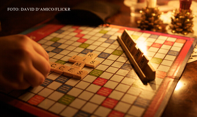 joc de Scrabble in limba franceza