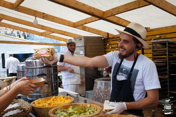 The Street FOOD Revolution - cel mai mare Street FOOD Festival din Romania ajunge acasa, la Cluj-Napoca