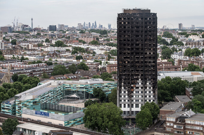 grenfell tower getty