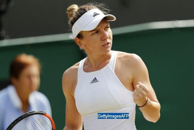 Halep locul II WTA dupa ce a invins-o pe Azarenka