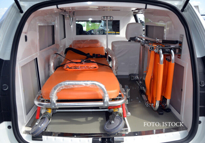 interior ambulanta