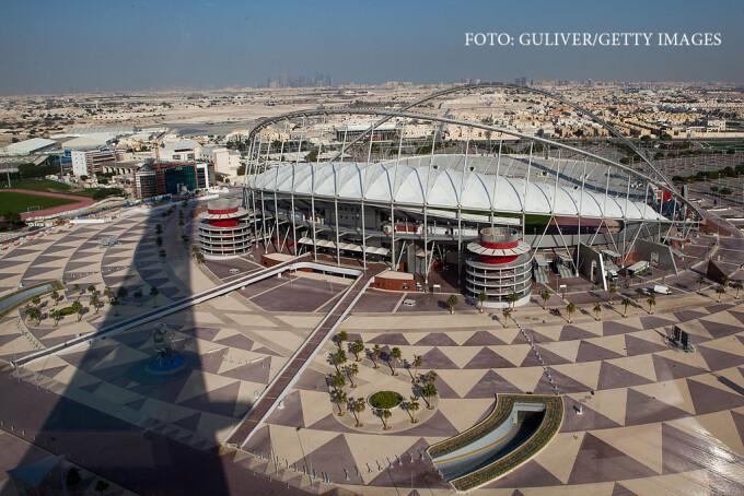 stadonul Khalifa din Doha
