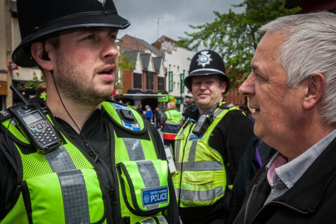 ancheta politie marea britanie