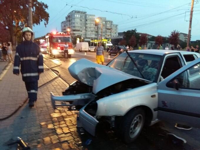 accident, timisoara,