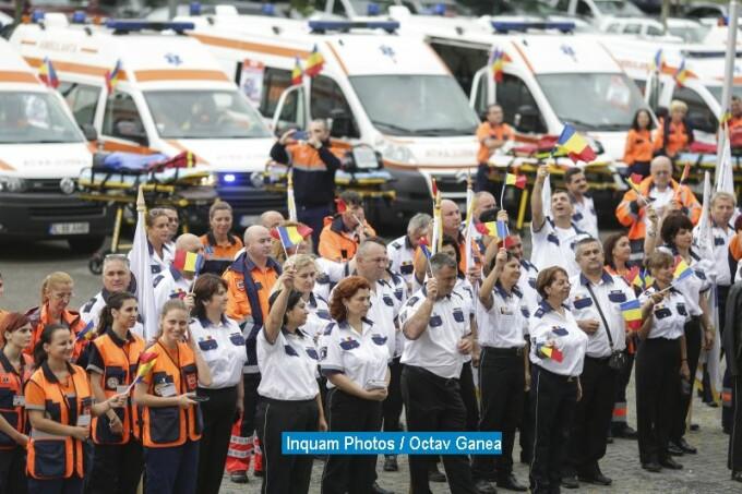 Serviciul de Ambulanta a implinit 111 ani de activitate