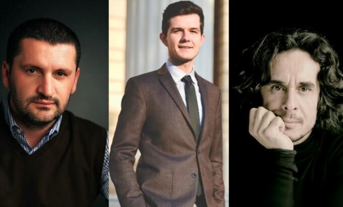 Marius Baragan, Dragos Asaftei, Cristian Sutu