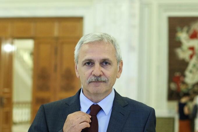 Dragnea, atac dur la Iohannis pe tema plăcuţelor anti-PSD: S-a făcut de râs