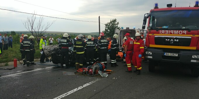 accident baltati