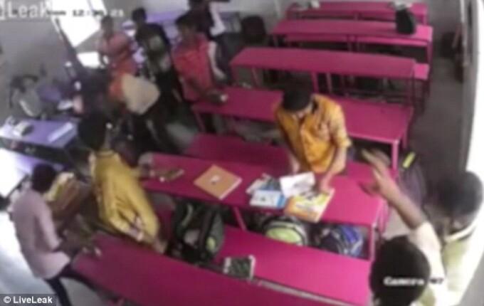 elevi conflict india