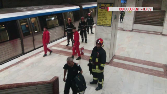 sinucidere metrou