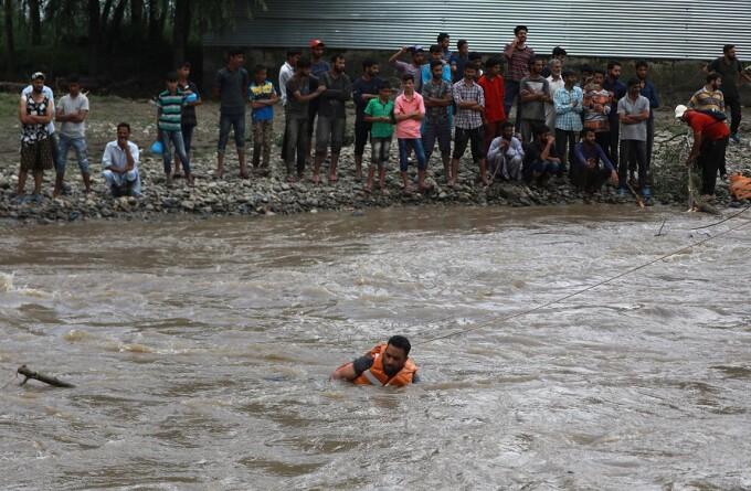 inundatii India