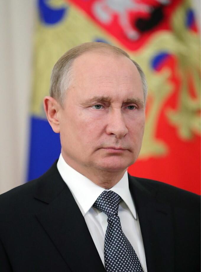 Vladimir Putin - 3