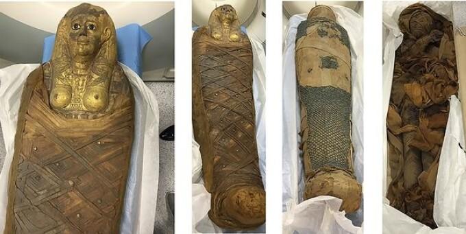 Secret dezvăluit de o mumie veche de 3000 de ani - 4
