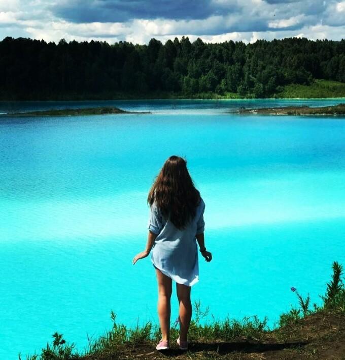Secretul sumbru al celui mai frumos lac din Rusia - 14
