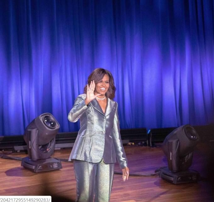 Michelle Obama, schimbare spectaculoasă de look. Imaginile care fac senzație pe internet - 4