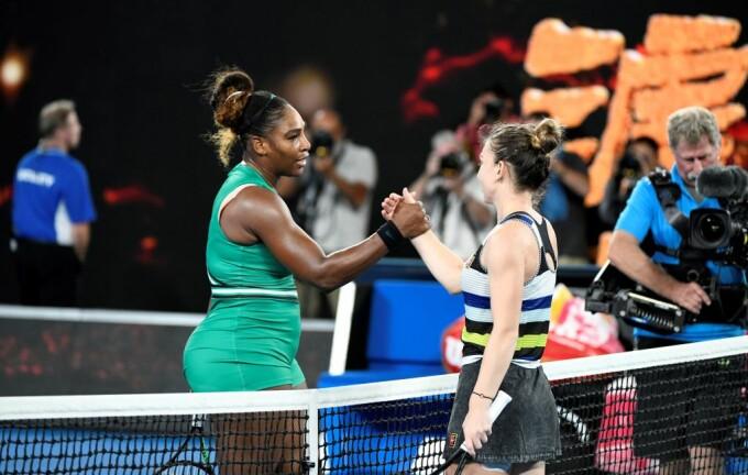 Simona Halep-Serena Williams
