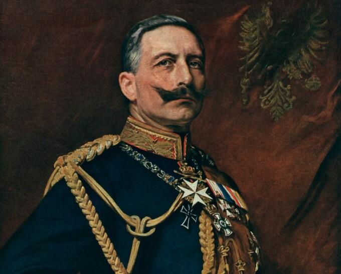 kaiserul Wilhelm al II-lea