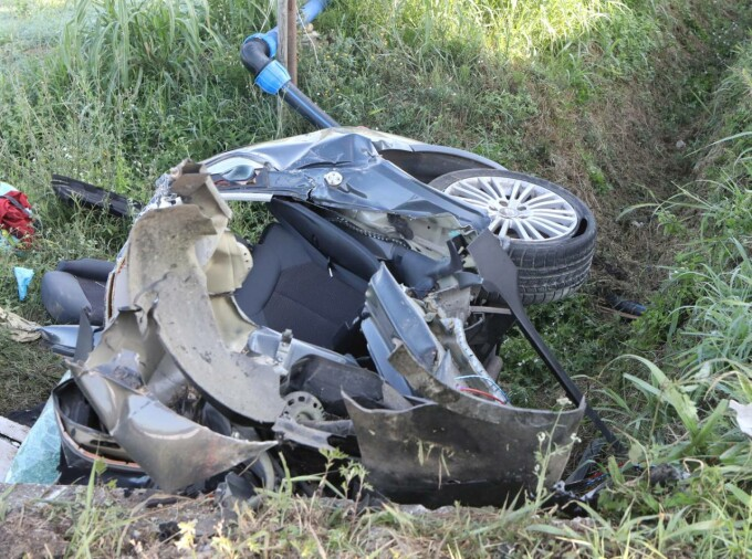 4 români morți într-un accident în Italia