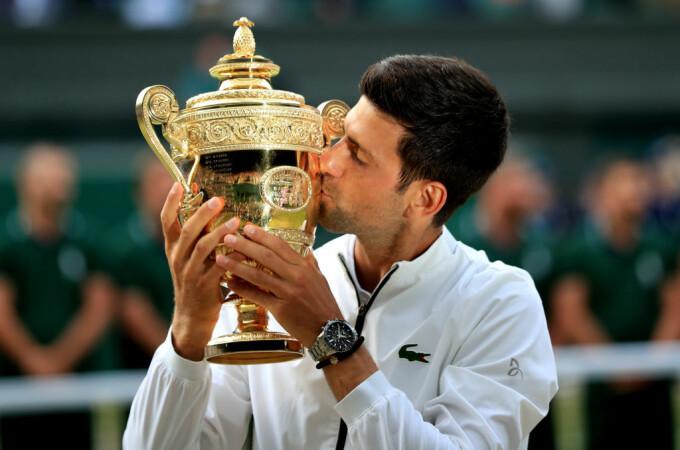 Djokovic, un nou titlu la Wimbledon. A fost cea mai lungă finală din istoria turneului - 8